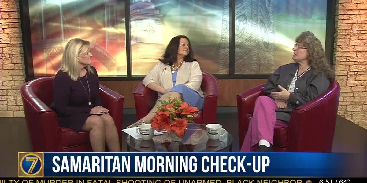 Morning Checkup: working for Samaritan