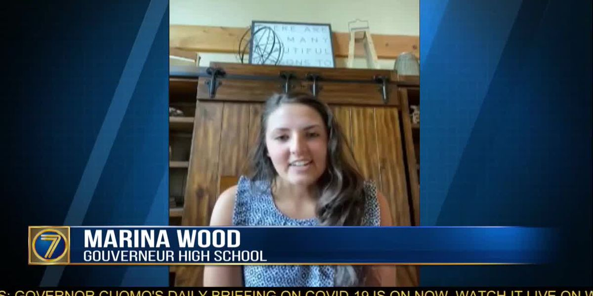 Academic All-Star: Marina Wood