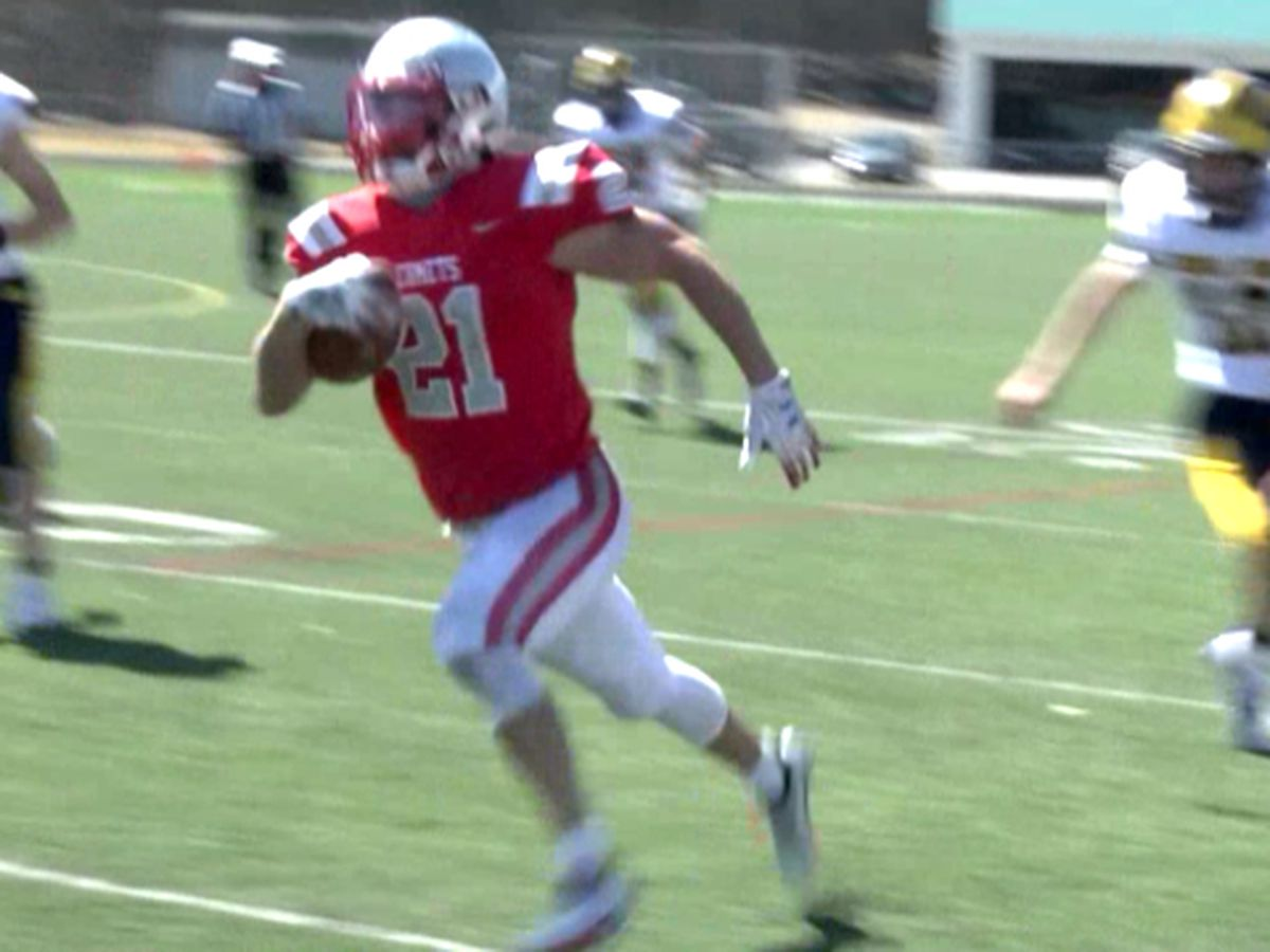 Highlights & scores: Carthage & General Brown on the gridiron