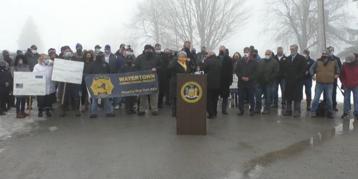 Pushing back over prison closures