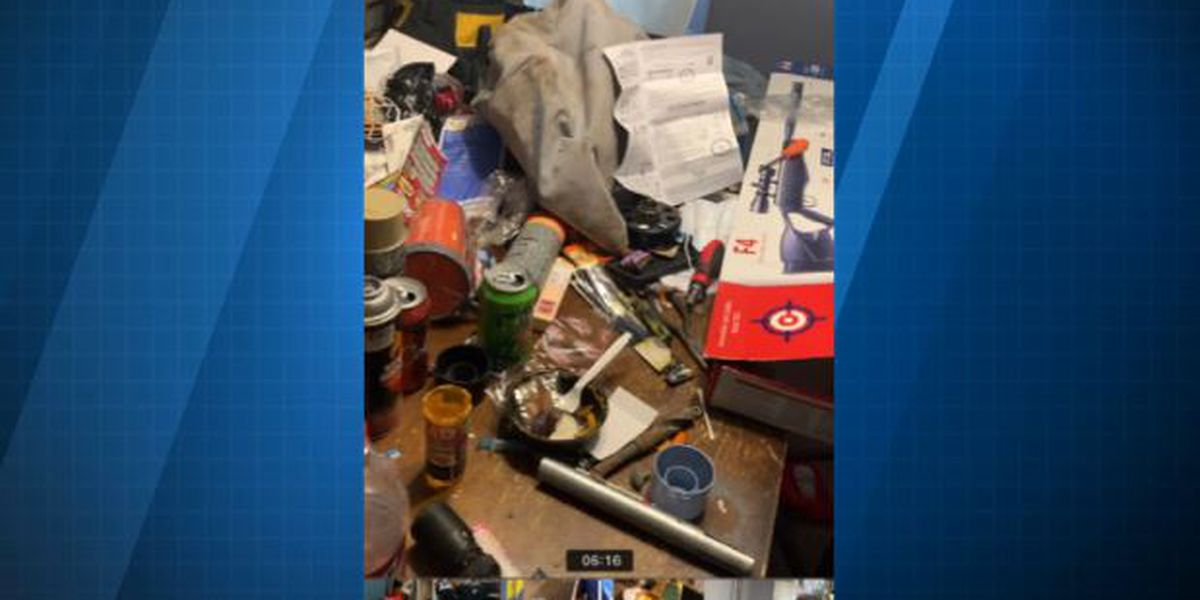 Landlord says drugs, needles, mess led to eviction of man living under bridge