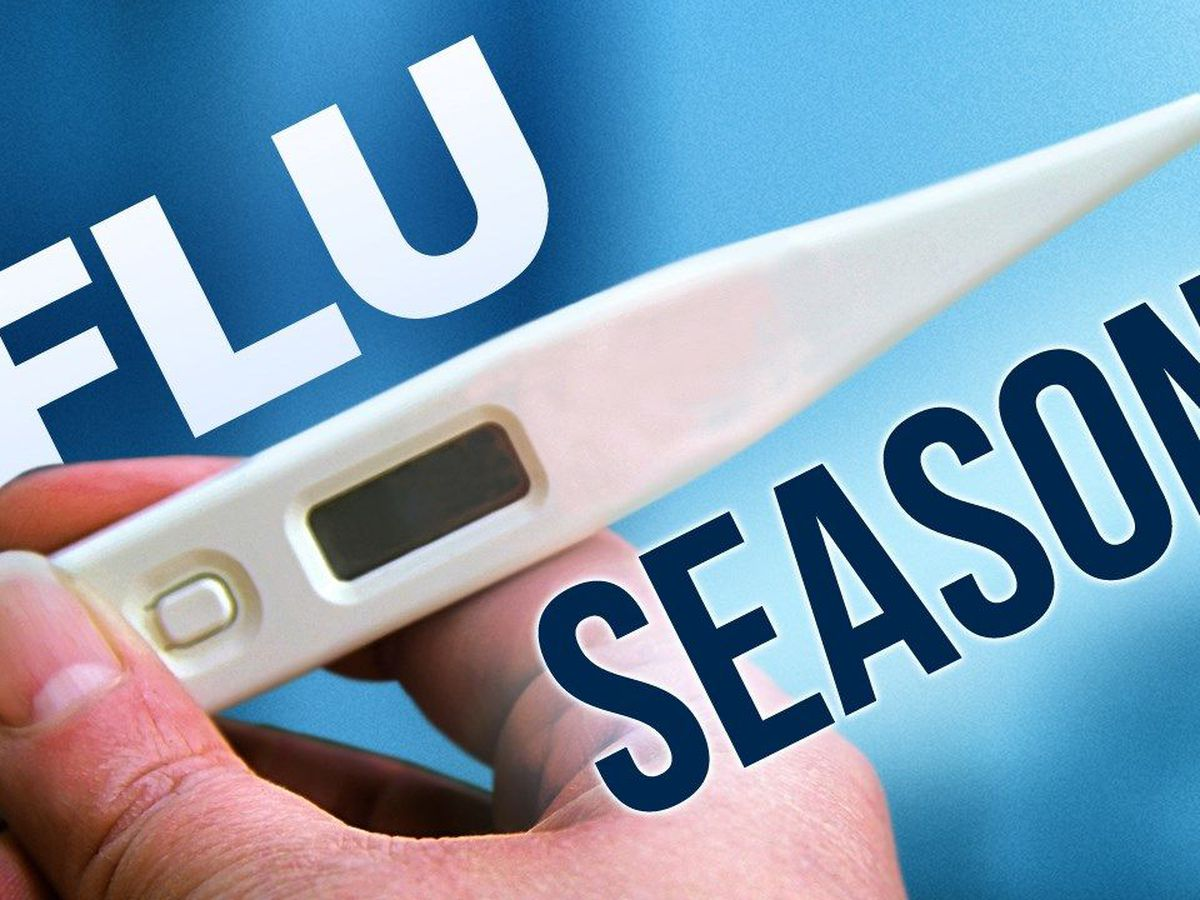 Flu cases continue to climb in north country