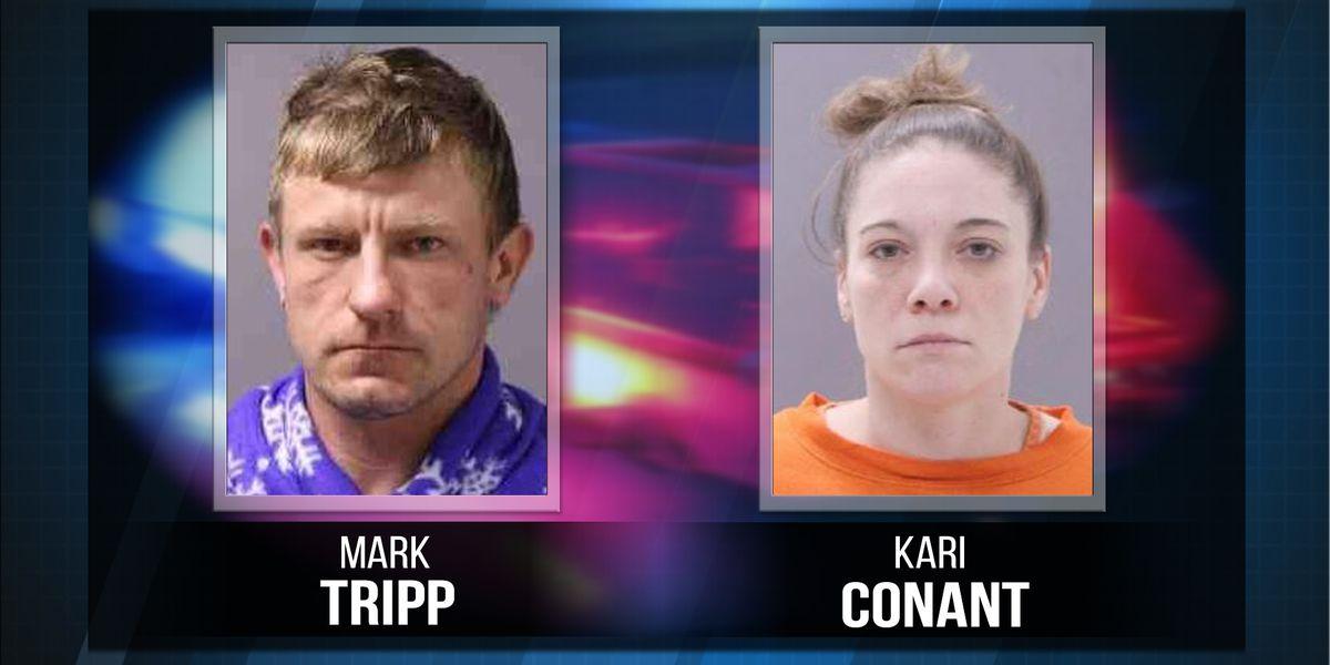 2 accused of possessing, selling 'large quantities of methamphetamine