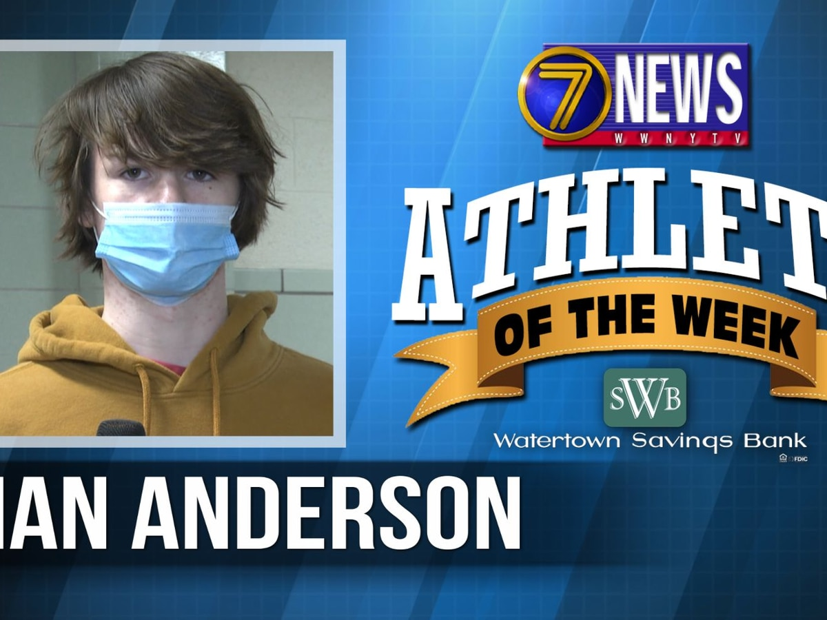 Athlete of the Week: Ian Anderson