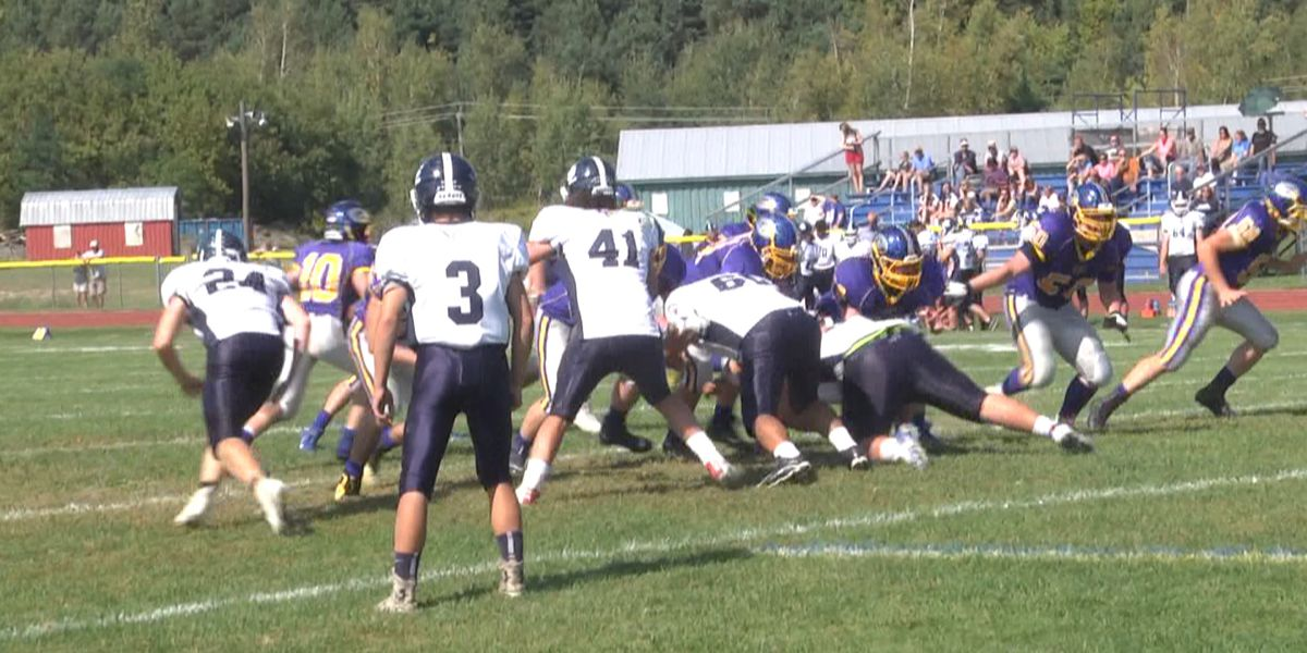 Saturday Sports: Gouverneur Wildcats beat Larries on the gridiron