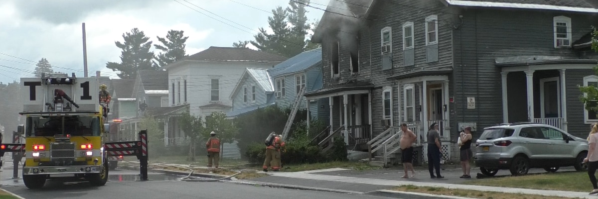 Watertown multi-family home condemned following structure fire