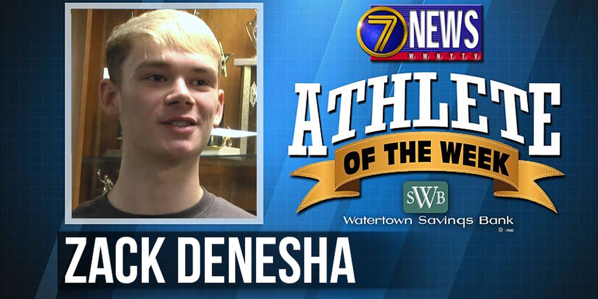 Athlete of the Week: Zack Denesha