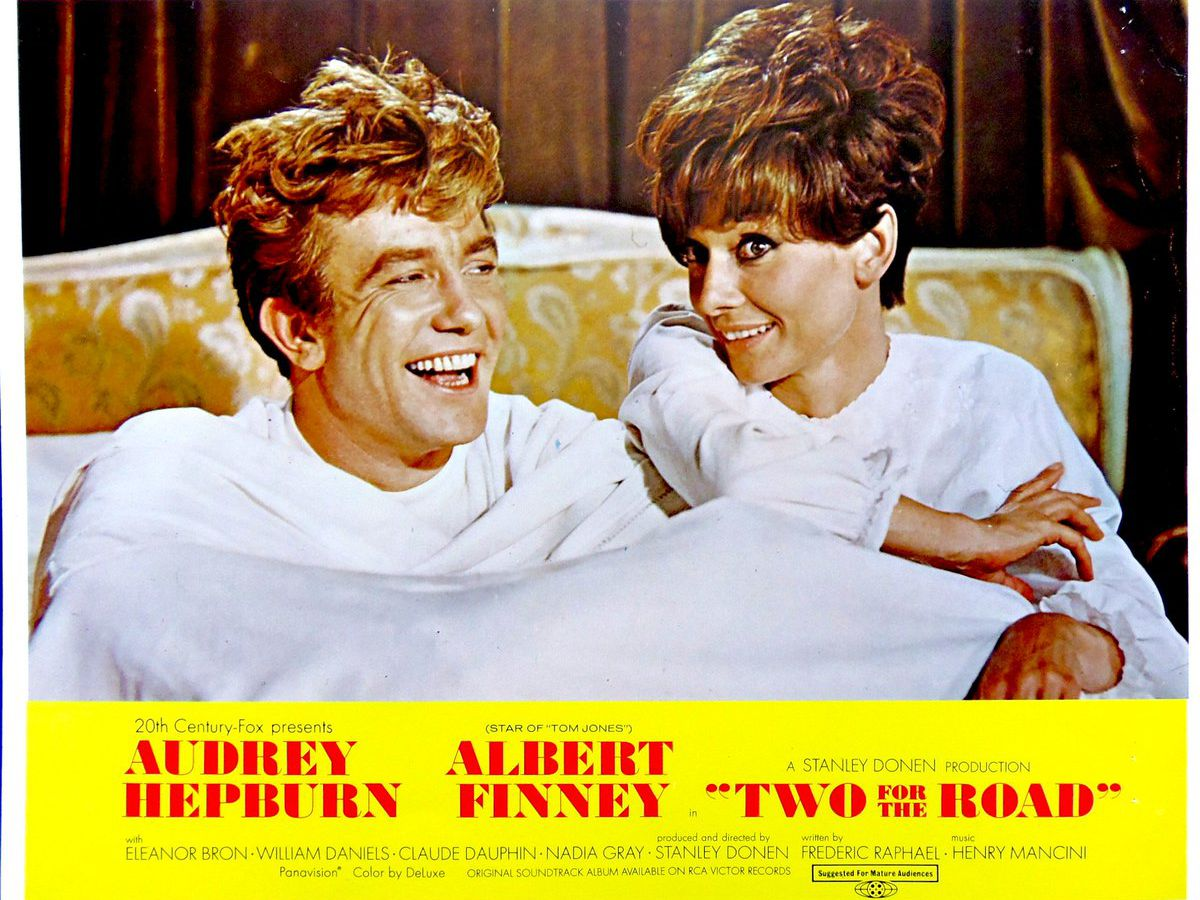 Brief Classic Movie Blog - Two for the Road