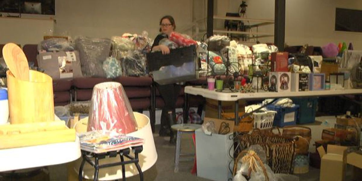 Church ready to give away gifts to needy