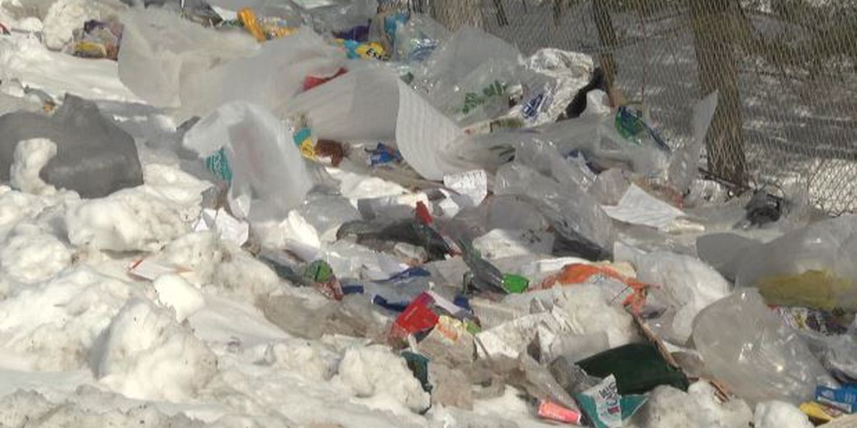 Landfill workers look forward to plastic bag ban