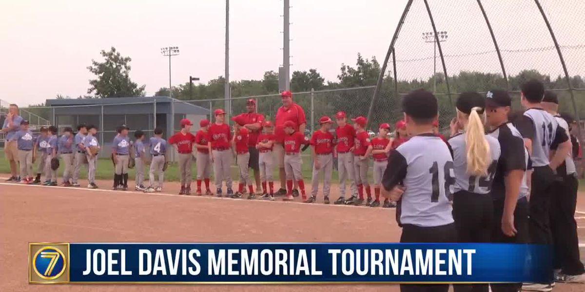 Trooper Davis memorial youth baseball tournament coming up soon
