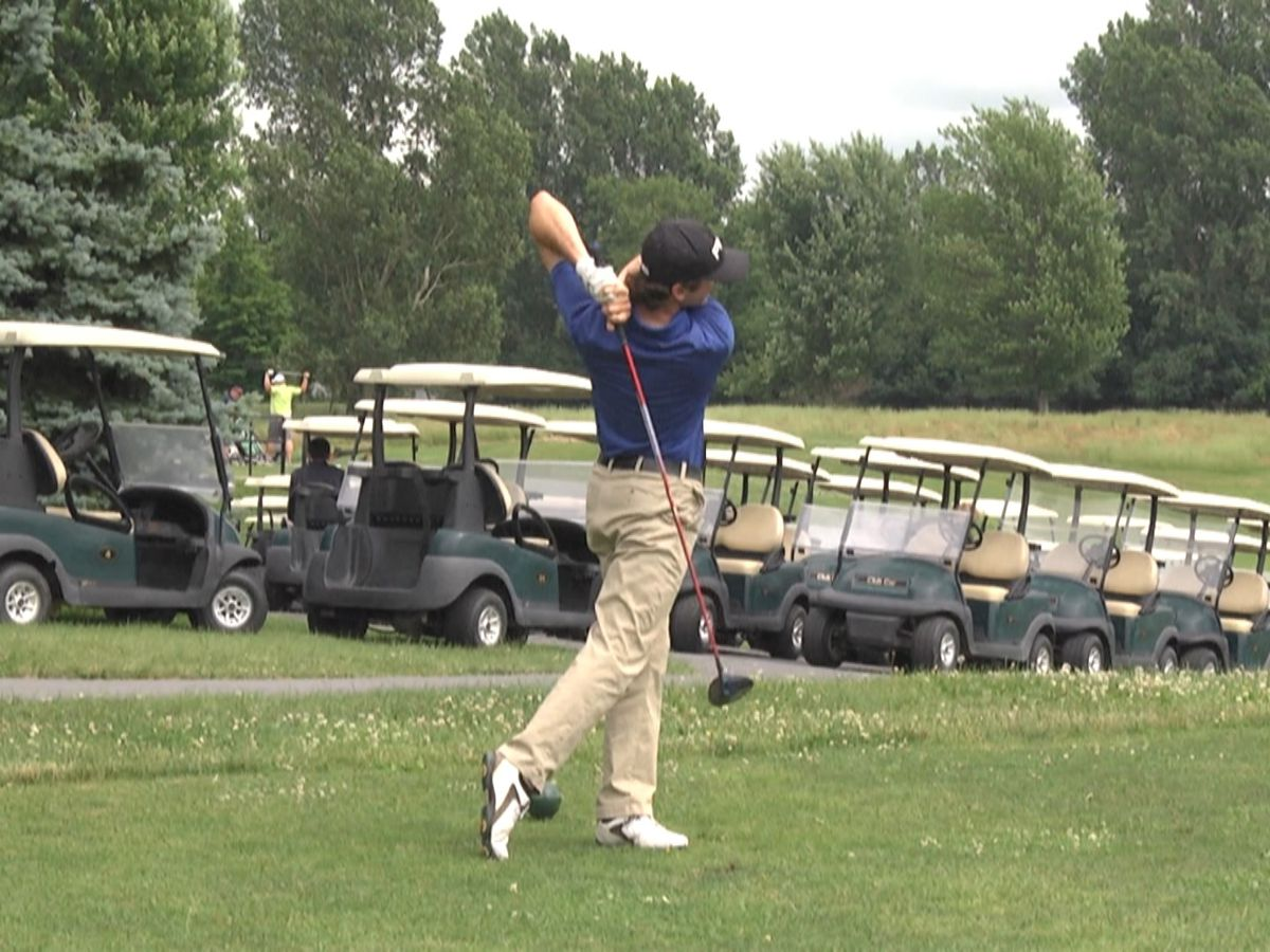Friday Sports: Quarterfinal action on the links at Watertown City Men's Golf Championship