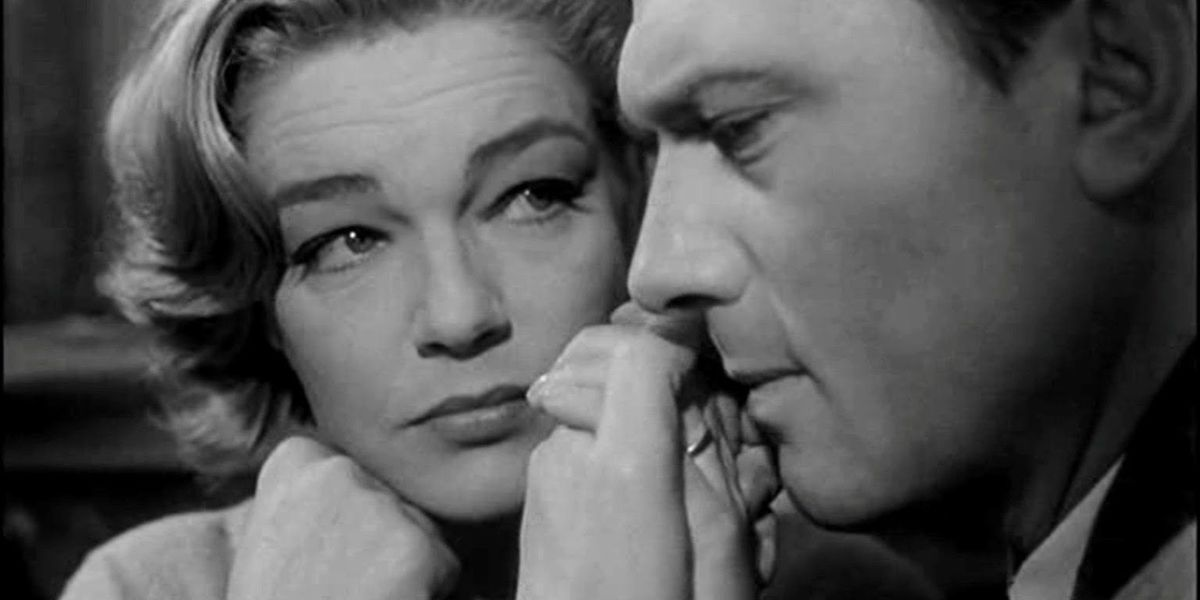 Classic Movie Blog - Room at the Top