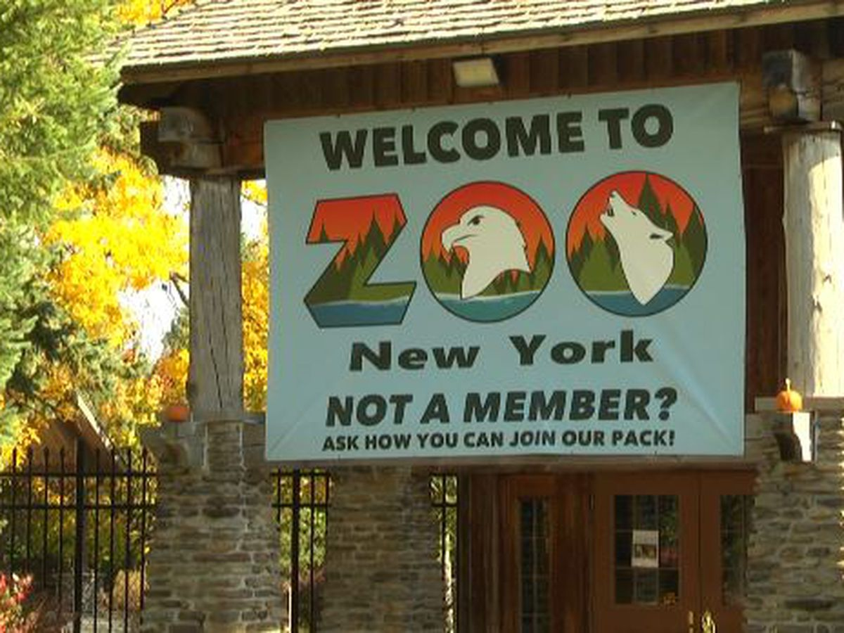 Family creates free admission program at Zoo New York