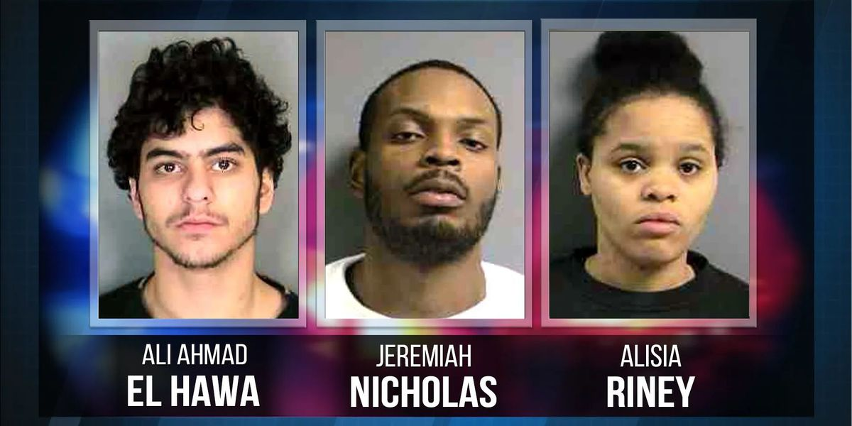 Grand jury indicts 3 in string of robberies