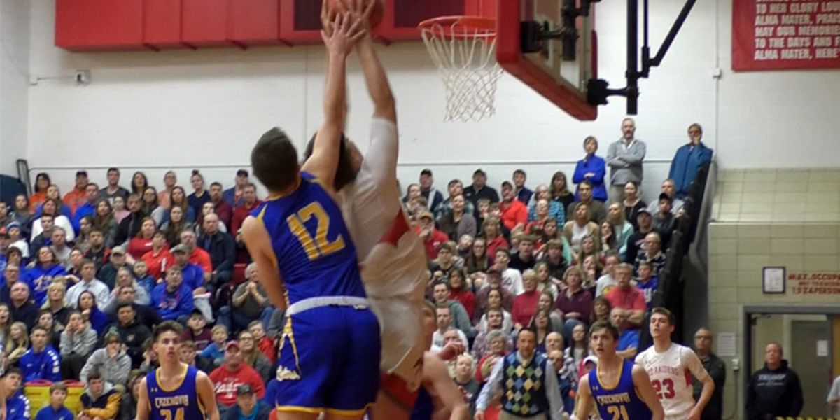 Highlights & scores: Section 10 & Section 3 basketball playoffs