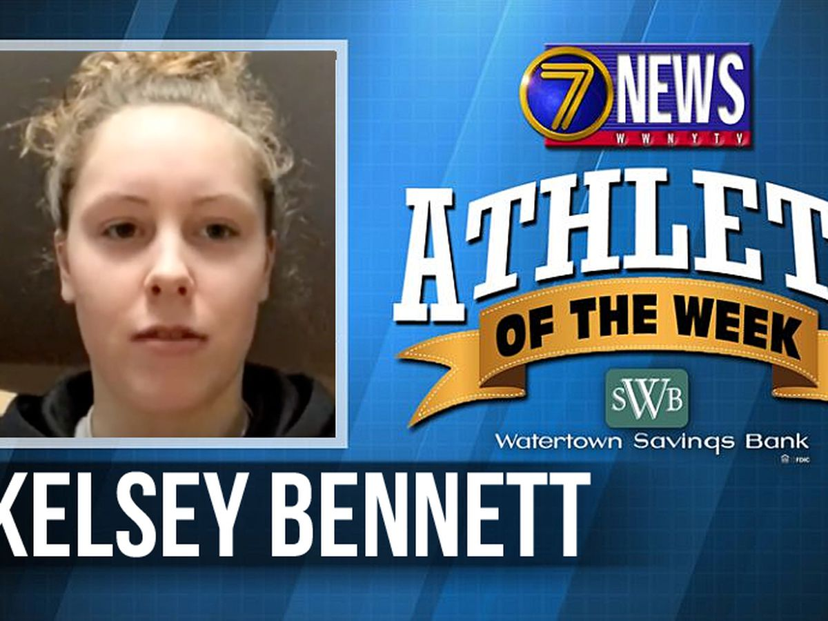 Athlete of the Week: Kelsey Bennett