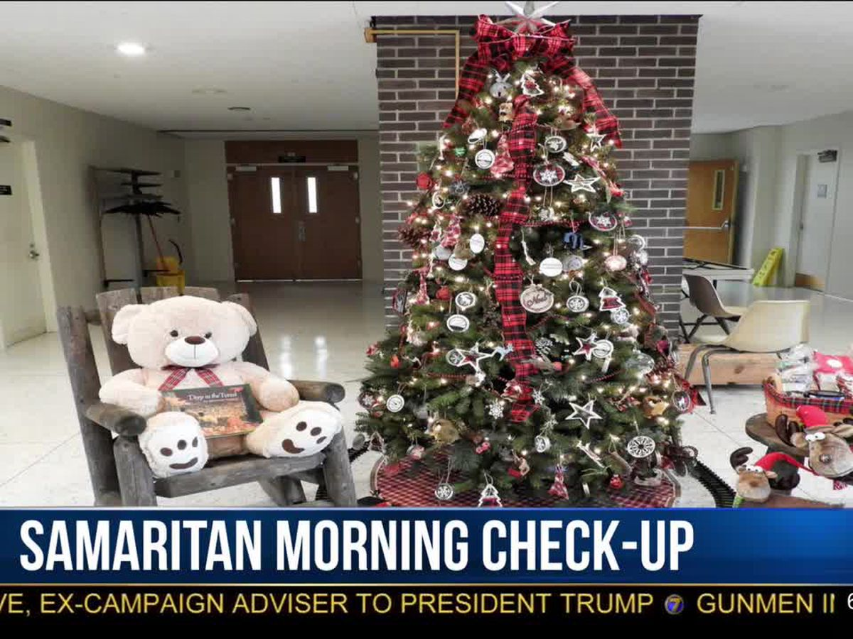 Morning Checkup: Festival of Trees