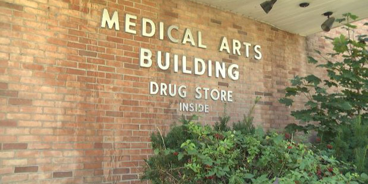 New plans for old medical building in Watertown