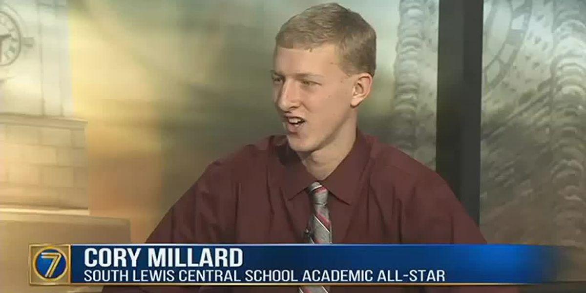 Academic All-Star: Cory Millard