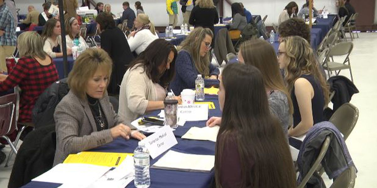 Local high school students make workforce connections