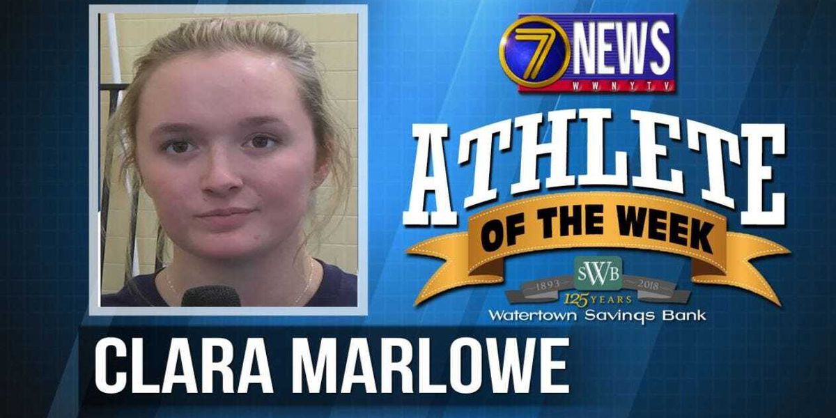 Athlete of the Week: Clara Marlowe