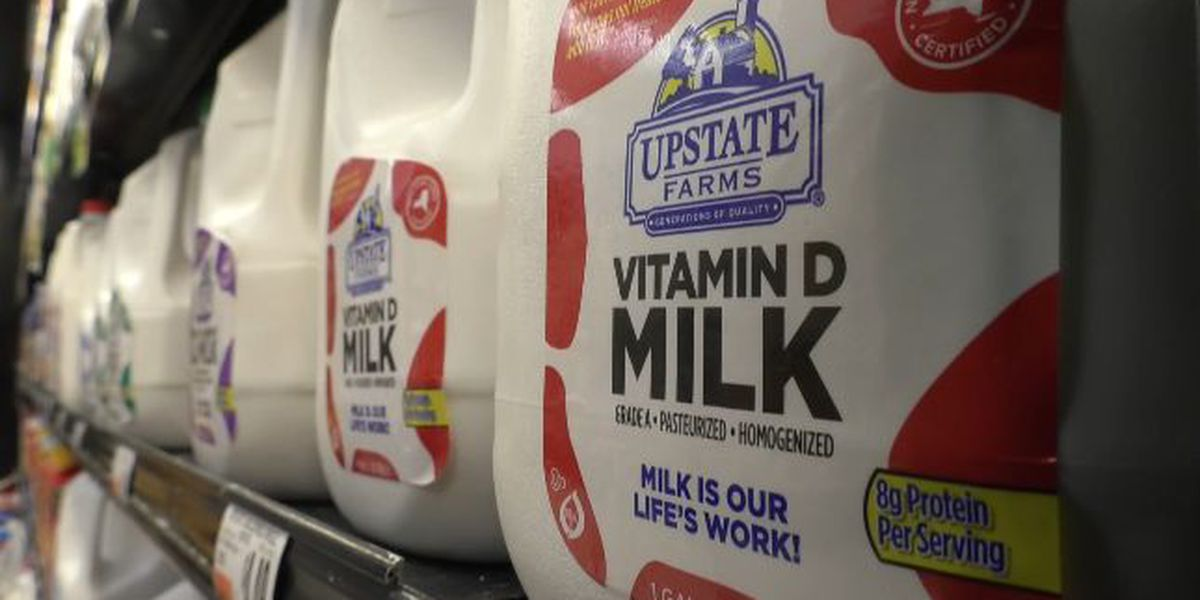 Good news for local dairy farmers as milk market rebounds