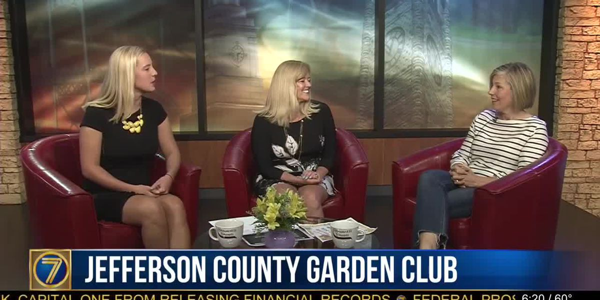 Garden club's annual sale this Saturday