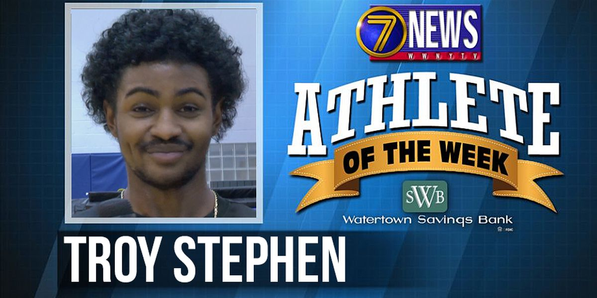Athlete of the Week: Troy Stephen
