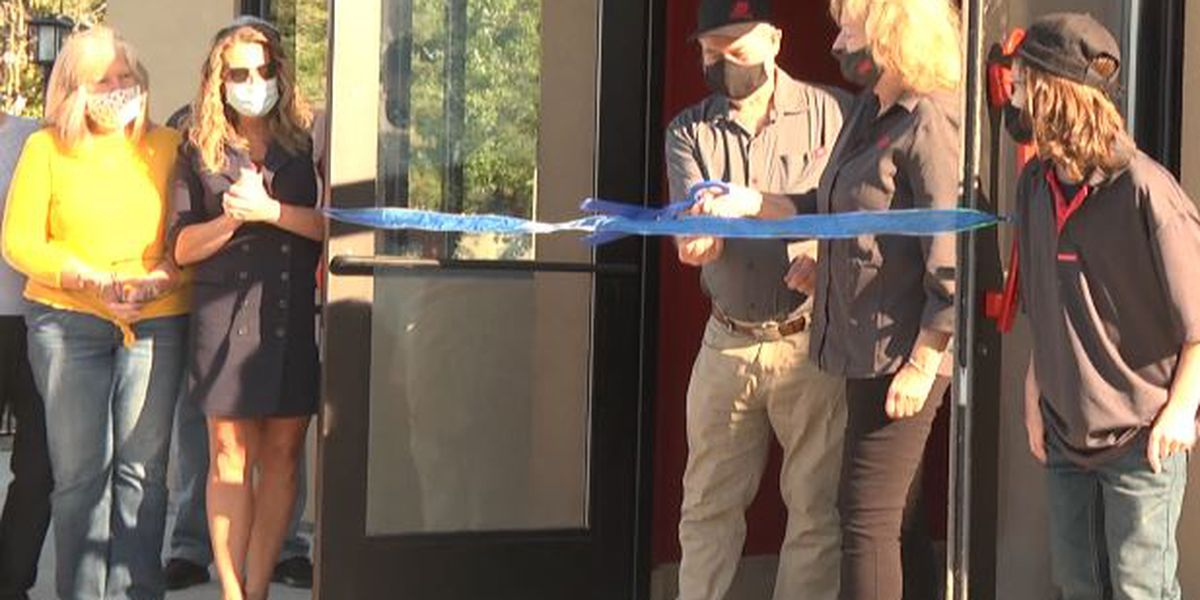 2 years after fire, ribbon cut at Canton's new Dairy Queen
