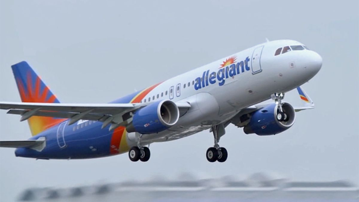 Allegiant Air Takes Flight To New Destinations