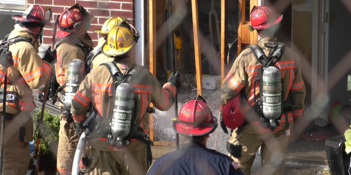 Fire quickly knocked down at Watertown apartment complex