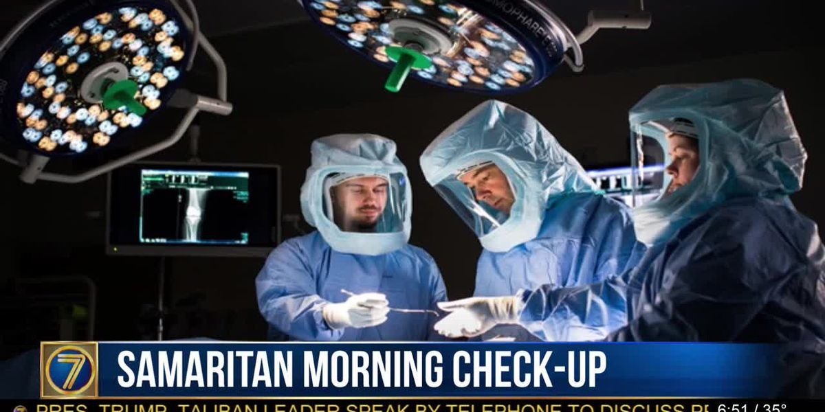 Morning Checkup: Orthopaedic services