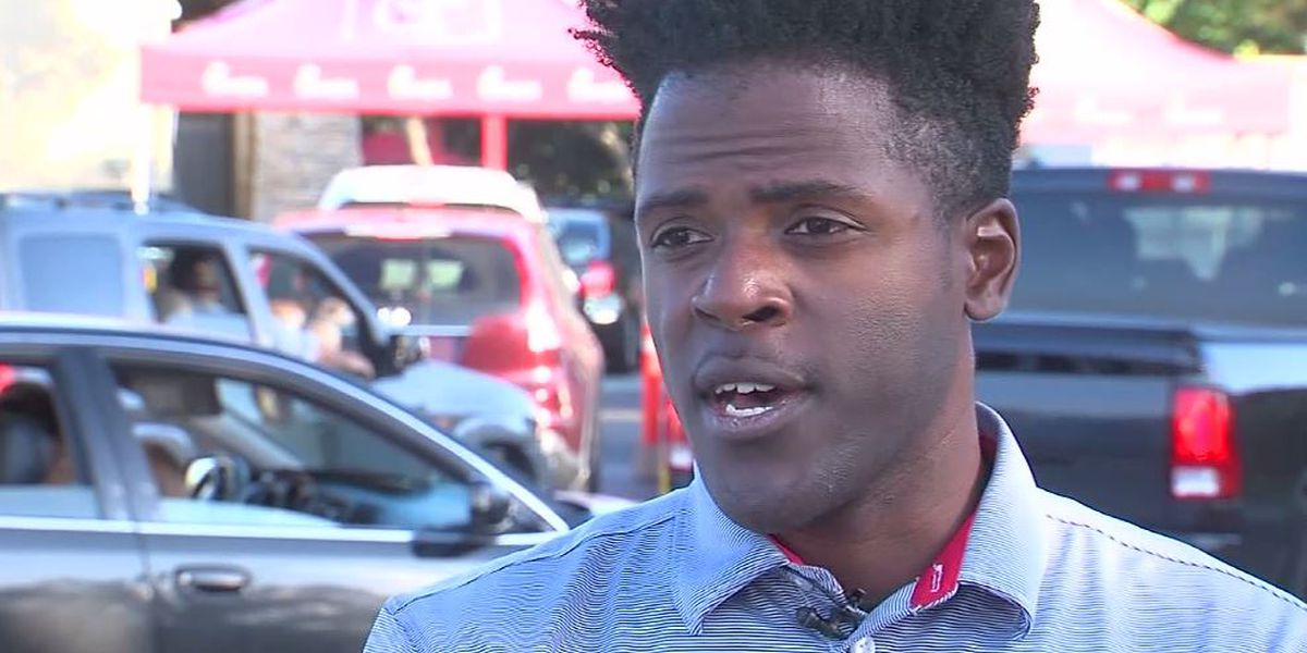 Chick-fil-A manager saves man's life after he collapses in Calif. parking lot