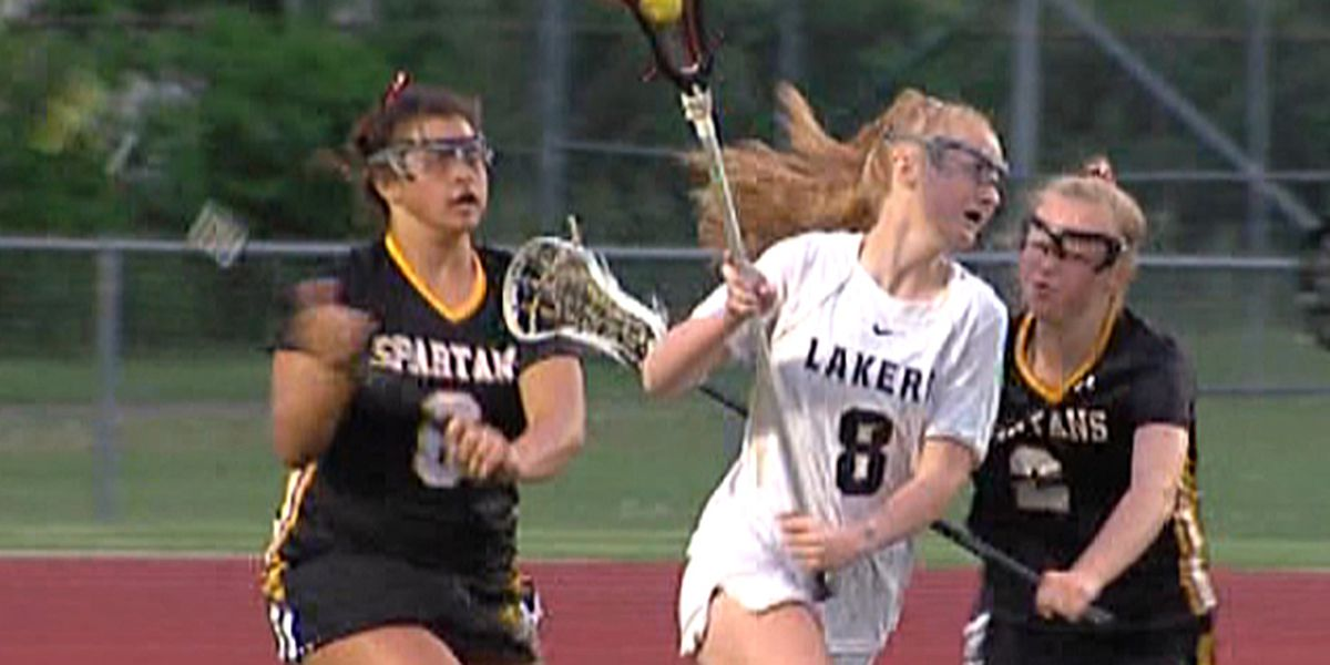 Section 3 & Section 10 girls' lacrosse championships decided