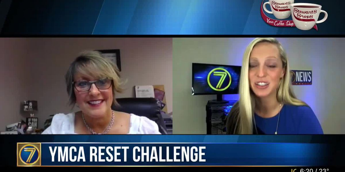 Join the YMCA's Reset Challenge