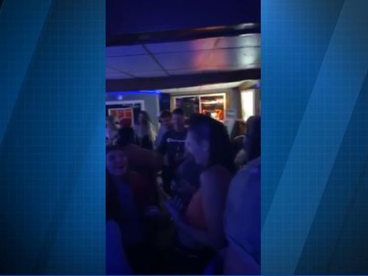 Caught on camera: officials say video shows Watertown tavern broke COVID-related rules