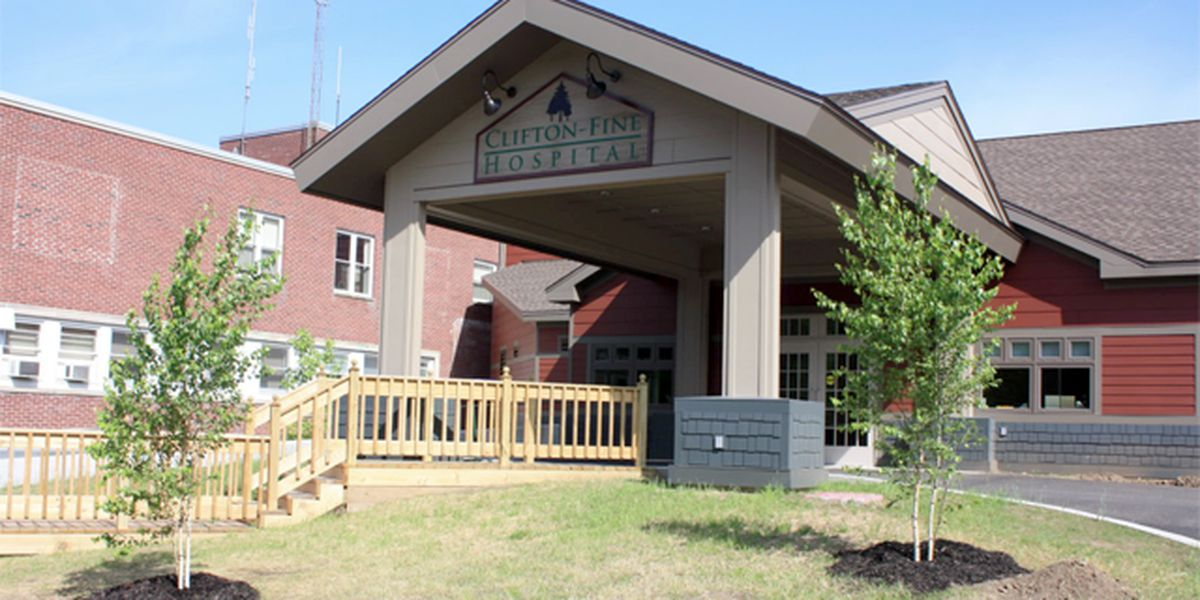 Clifton-Fine Hospital restricts patient visits