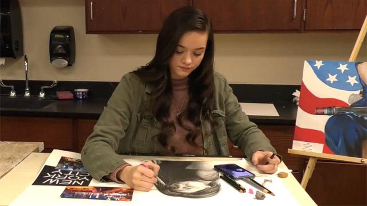 Arts All-Star: Ysabella Miller