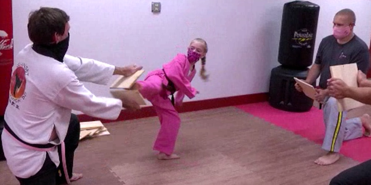 Sunset Tae Kwon Do adapts to teaching in a pandemic