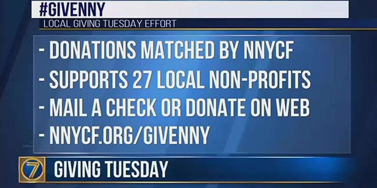 Giving Tuesday: #givenny effort supports 27 local nonprofits