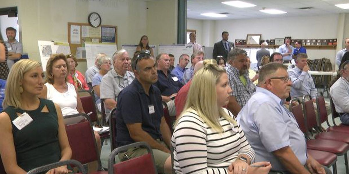 Local leaders look at ideas to resist future flooding