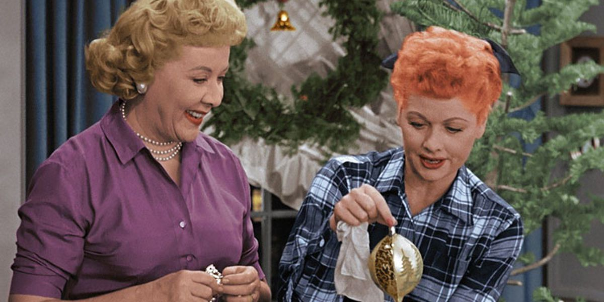 I Love Lucy Christmas Special to Air on CBS