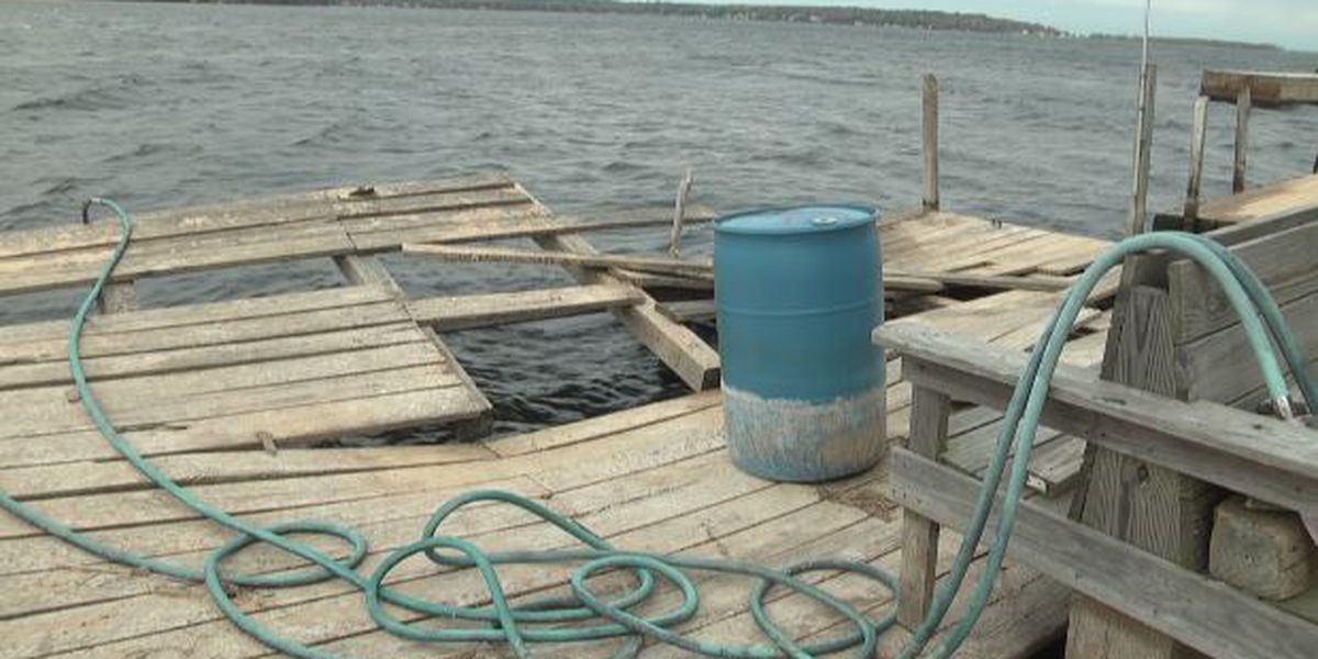 High water levels still pose threat on Lake Ontario