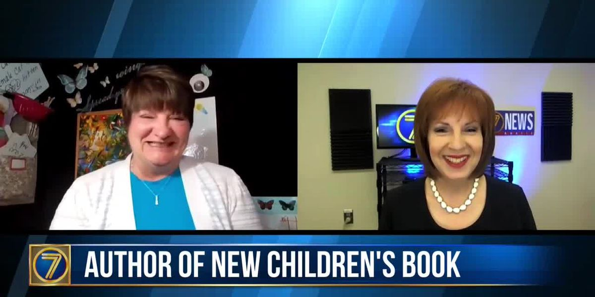 Retired teacher writes children's book