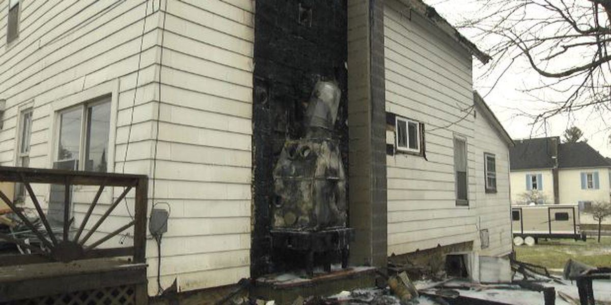 Gouverneur firefighters quickly knock down chimney blaze