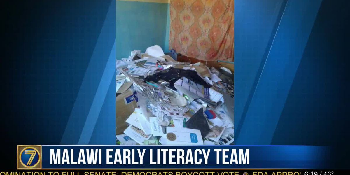 Malawi Early Literacy Team update