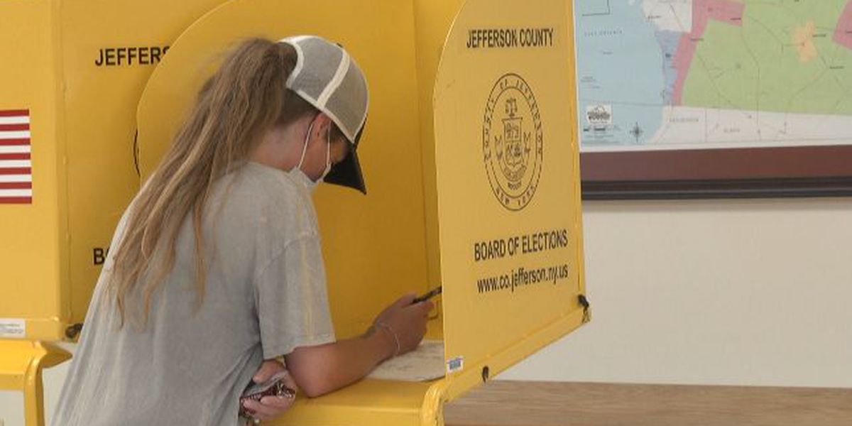 Jefferson County sees low voter turnout on primary day