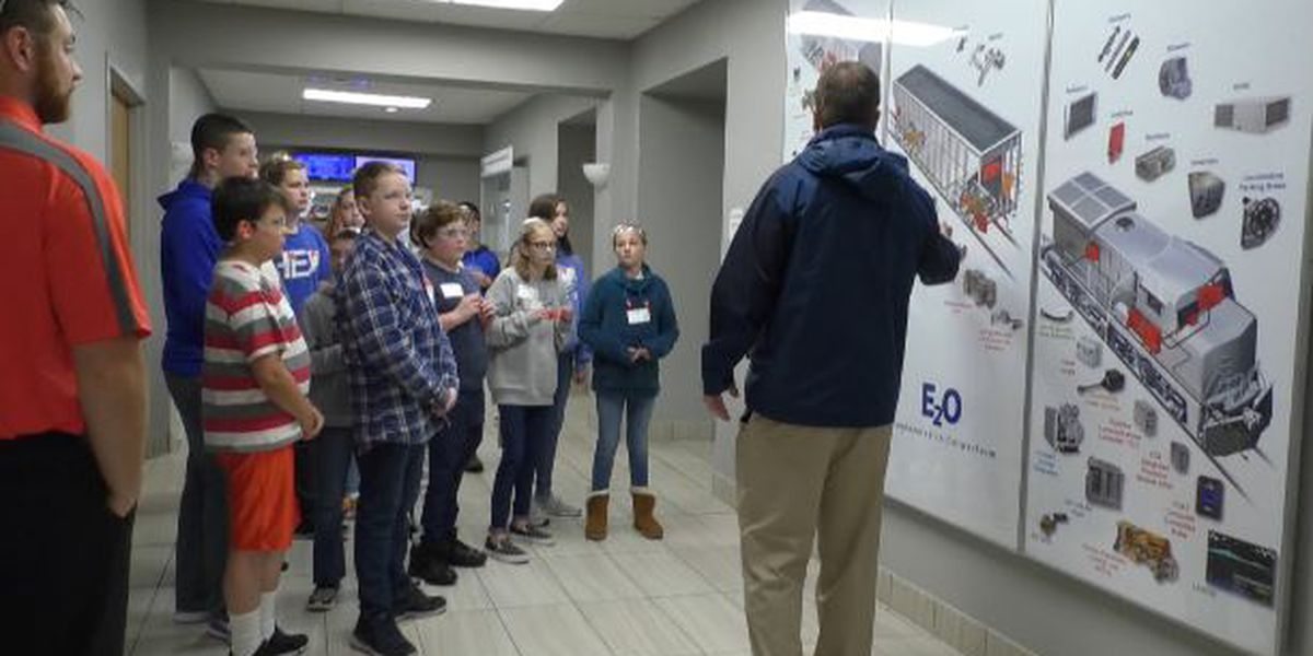 Manufacturing Day gives students a chance to tour local businesses