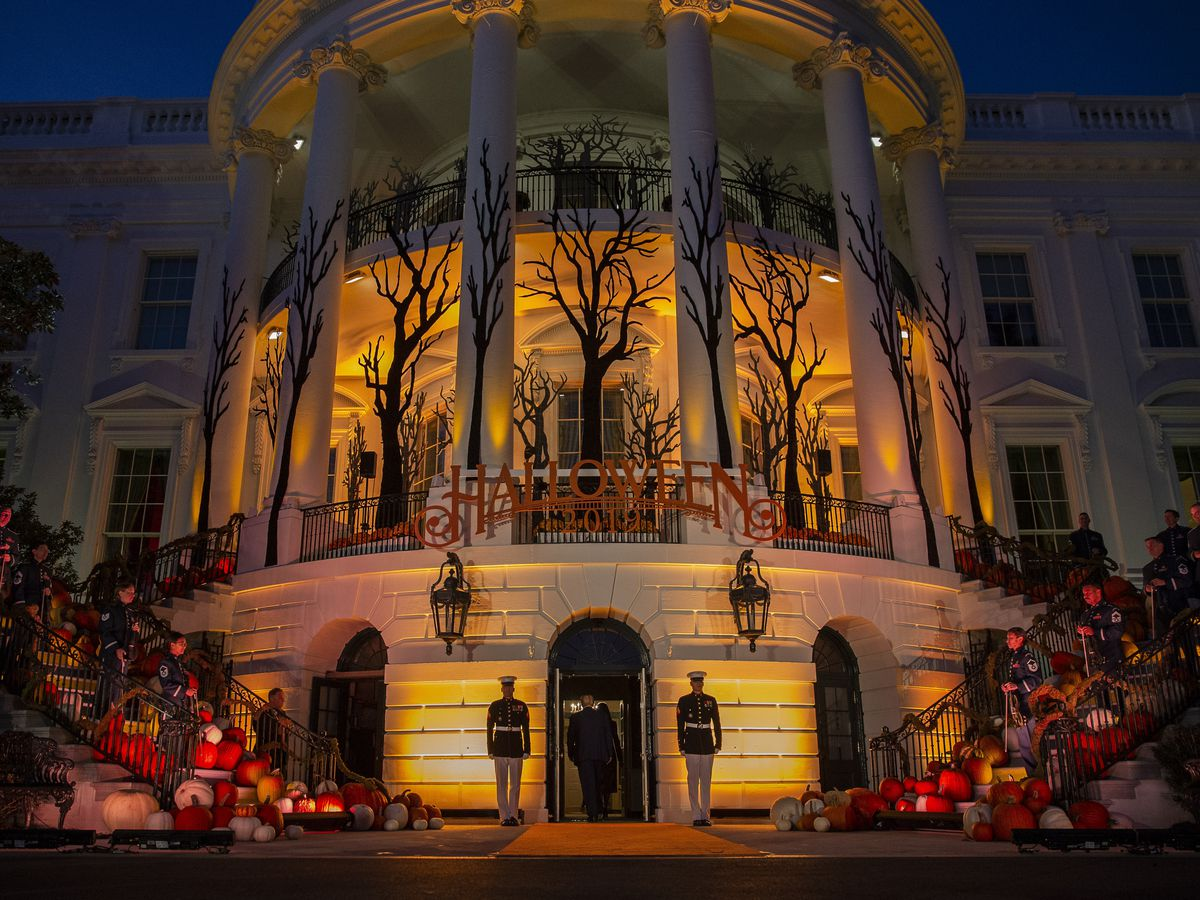 White House Halloween event Sunday tweaked for coronavirus